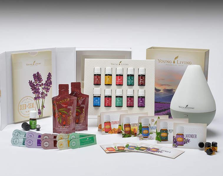 YOUNG LIVING Premium-Starter-Kit